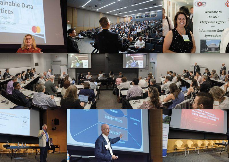 Kuvakollaasi MIT Symposium 2019